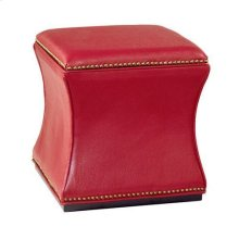 Hidden Treasures Red Storage Cube