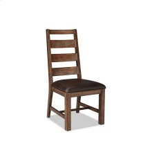 Taos Ladder Back Side Chair with Cushion