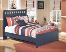 Leo - Blue 3 Piece Bed Set (Full)