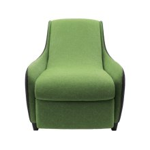 Sofa Chair with automatic adjustment and stylish design, Avocado color.