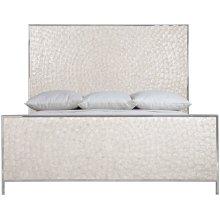 King-Sized Helios Capiz Shell Bed