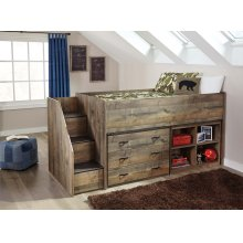 Trinell - Brown 5 Piece Bedroom Set