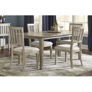 Hillsdale FurnitureOcala 5-piece Extension Rectangle Dining Set