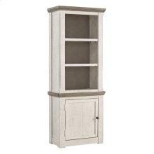 Left Pier Cabinet