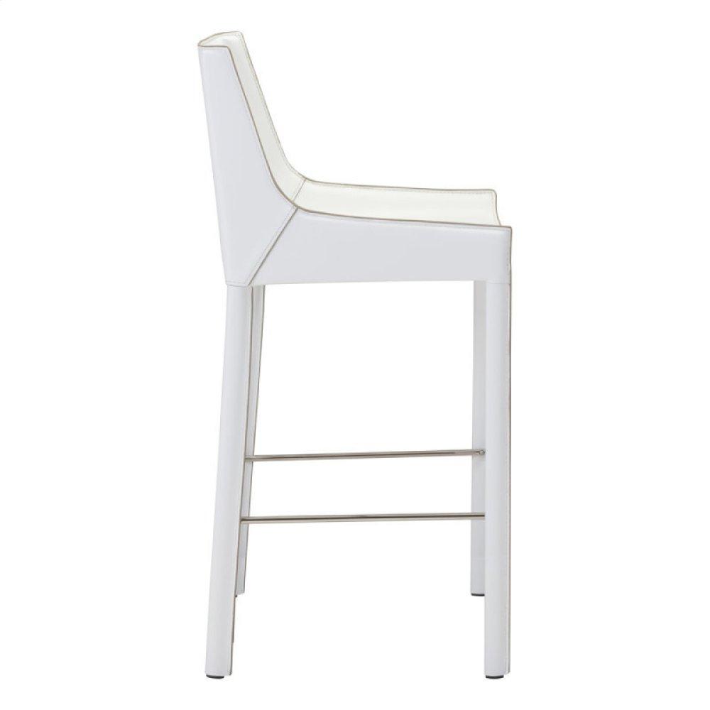 Fashion Bar Chair White