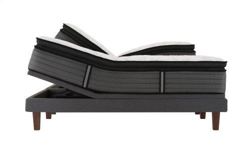 Response - Premium Collection - Satisfied - Plush - Euro Pillow Top - Cal King