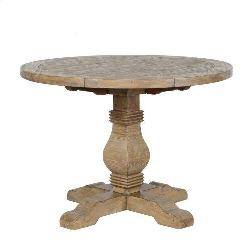 "Caleb Round Dining Table 42"""