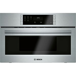 "Bosch500 Series, 30"", Microwave, SS, Drop Down Door"