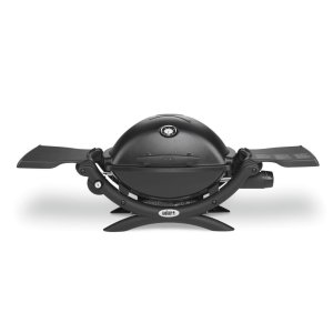 WeberQ™ 1200™ LP GAS GRILL - BLACK