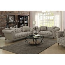 Alasdair Brown Two-piece Living Room Set