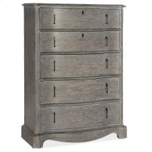 Bedroom Beaumont Five-Drawer Chest