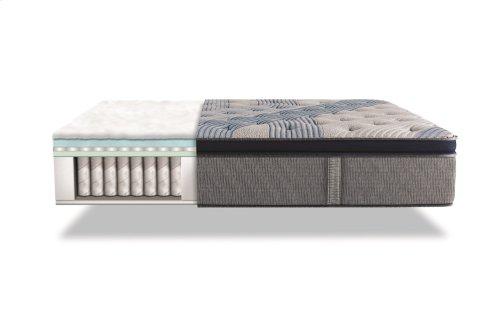 iComfort Hybrid - Blue Fusion 4000 - Plush - Full