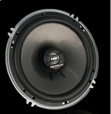 """6.5"""" shallow mount coaxial speakers"""