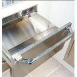 DacorWarming Drawer Rack, Panel and Shelf