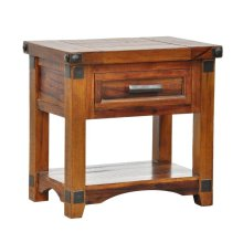 Bungalow Nightstand
