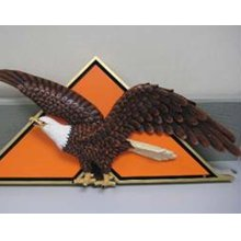 Wall Mount Ashley Eagle