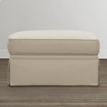 Custom Upholstery Medium Ottoman