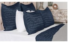 Aura Indigo 4pc King Set
