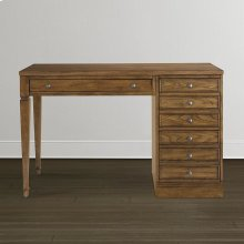 Tobacco Commonwealth Pedestal Desk