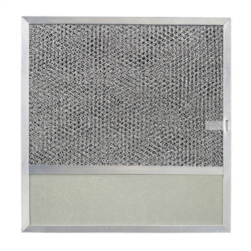 "Aluminum Filter with Light Lens, 11"" x 17"" x 3/8"""