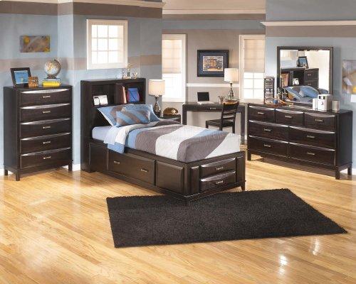 Ashley 4-Piece King Storage Bedroom Set