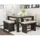 Cougar 7pc Taupe Pub Set Product Image