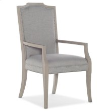Dining Room Reverie Upholstered Arm Chair