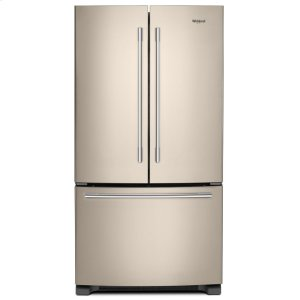 36-inch Wide French Door Refrigerator with Crisper Drawer - 25 cu. ft. - FINGERPRINT RESISTANT SUNSET BRONZE