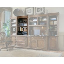 Home Office Brookhaven 32'' Open Hutch