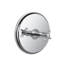 Pressure Balanced Control in Polished Chrome