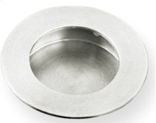 Round Pocket/Cup Pull w/Circular Opening, US32D