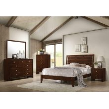 Serenity Full Bed Rich Merlot