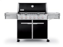 SUMMIT® E-620™ LP GAS GRILL - BLACK