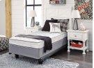 Longs Peak Ltd - White 2 Piece Mattress Set Product Image