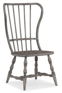 Dining Room Sanctuary Spindle Back Side Chair
