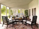Castle Island - Dark Brown 8 Piece Patio Set Product Image