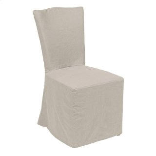 Melrose Side Chair Beige