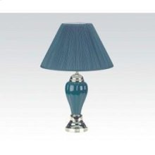 "27""h Porcelain Lamp(all Green)"