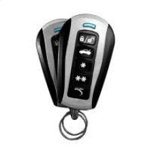 4 Channel Security System with Optional Keyless Entry