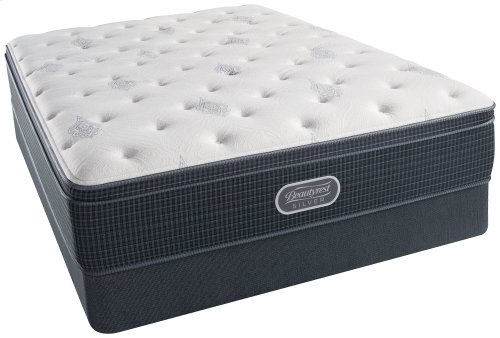 BeautyRest - Silver - Great Lakes - Plush - Euro Top - King