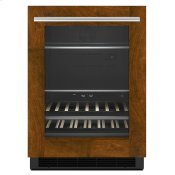 "Panel-Ready 24"" Under Counter Beverage Center Panel Ready"