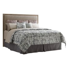 Uptown Panel Headboard California King Headboard