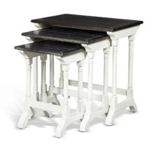 Carriage House 3pc Nesting Table