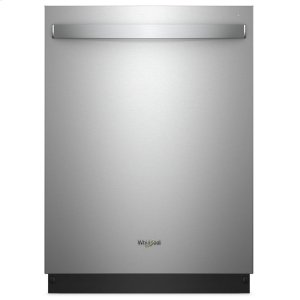 Stainless Steel Tub Dishwasher with TotalCoverage Spray Arm - FINGERPRINT RESISTANT STAINLESS STEEL
