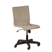 Kids Adjustable Desk Chair in River Birch Brown