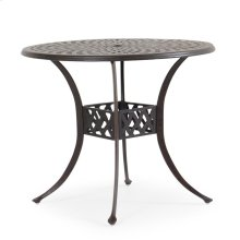 """42"""" Round Counter Table"""
