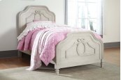 Abrielle - Gray 2 Piece Bed Set (Twin)