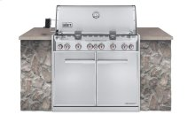 SUMMIT® S-660™ NATURAL GAS GRILL - STAINLESS STEEL