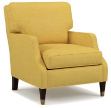 Living Room Wooster Club Chair
