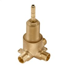Unfinished 2-Port 2-Way Diverter Valve